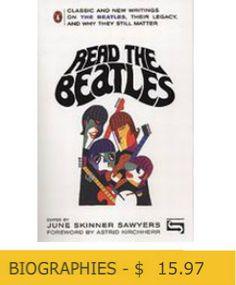 essays on the beatles