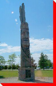 Across Canada, there are hundreds of interesting roadside attractions. This site is dedicated to cataloging our nation's large roadside attractions. Great Places, Places To Go, Redwood Forest, O Canada, Roadside Attractions, The Province, Great Shots, Bay Area, Ontario