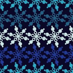 Seamless blue background.. Pattern Vectors