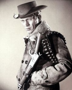 Steve McQueen. Wanted Dead or Alive