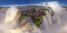 Cataratas Do Iguaçu, Brazil