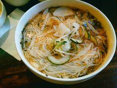 Korean cold kimchi noodle  김치말이국수 #koreanfood