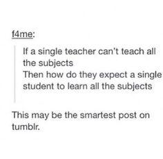 So true tho!!