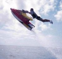 [Check!] Go jet skiing... Love the water! Experience jet skiing you will love it too!