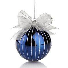 Limited Edition ornament designed by Curtis Stone to benefit #StJude at hsn.com