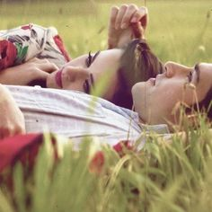 Picnic Like Picture - Engagement Photo Ideas That Won't Make You Cringe - Photos