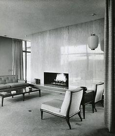 1958 Hurley Residence   Architect: Greta Grossman   Photos: John Hartley   Lake Hollywood, Los Angeles, CA