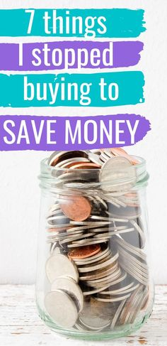 Are you trying to save more money? Get rid of these expenses if you want to save money fast. Our family saves hundreds of dollars every month by not spending on these 7 things anymore. Savings Challenge, Money Saving Challenge, Money Saving Tips, Saving Ideas, Save Money On Groceries, Ways To Save Money, High Yield Savings Account, Savings Chart, Budget App