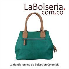 Cartera David Jones CM0316 Verde Mira el precio aquí: http://www.labolseria.com.co/bolsos/cartera-david-jones-cm0316-verde/