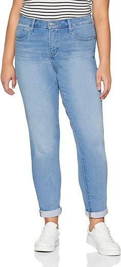 Paßt perfekt  Bekleidung, Damen, Jeanshosen Mom Jeans, Skinny Jeans, Short, Plus Size, Pants, Fashion, Summer, Clothing, Trouser Pants