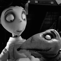 """Nearly 30 years after Disney fired Tim Burton because his short film Frankenweenie was """"too scary"""" for children, the director - who has made a feature length, stop-motion version of the story - insists he has """"never made a scary movie"""" Disney Pixar, Disney Movies, Disney Characters, Pixar Movies, Walt Disney, Beetlejuice, Stop Motion, Nightmare Before Christmas, New Movies"""
