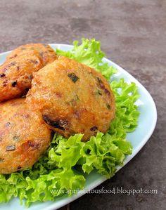 Annielicious Food: Begedil (Deep Fried Potato Patty) - (MFF - Johor) #4