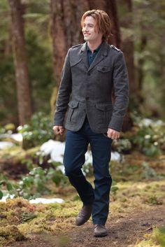 Breaking Dawn part 2. OMG!!! Jasper!! <3