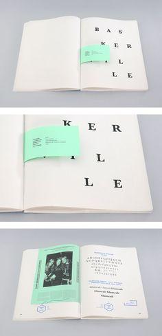 pour l'édition alinéa. détachables sur papier couleur et un peu plus épais avec pointillés perforés. WHAT—NOT on Editorial Design Served