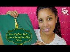 How KapMap Makes Your #JourneyToCollege Easier   youtube.com/TeeLoveLifeLaughter  Preparing your child for a step in their lives as big as college can be intimidating but with the right tools you can get there with a few less bumps in the road.