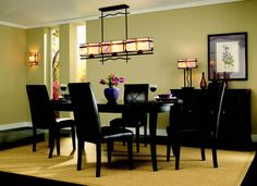 Beautiful dining room lighting available at LightingEFX in the #Cincinnati area. #housetrends http://www.housetrends.com/specialist/Lighting-EFX