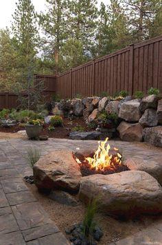 76 Stunning Backyard Patio Ideas Pavers Walkways 07 #OutdoorsLiving