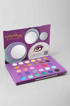 bh Cosmetics Eyes On '60s Eye Shadow Palette