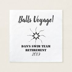 Balls Voyage   Swim Team Retirement   Vasectomy Paper Napkin #zazzle Crazy Hat Day, Crazy Hats, Funny Party Themes, Mad Hatter Costumes, Happy V Day, Mad Tea Parties, Party Queen, Heart Party, Swim Team