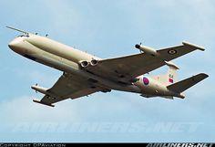 Hawker Siddeley Nimrod MR2 (801)//