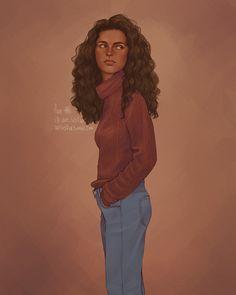Harry James Potter, Harry Potter Fan Art, Trans Rights, Ron Weasley, Hermione Granger, Hogwarts, Witch, Disney Princess, Drawings
