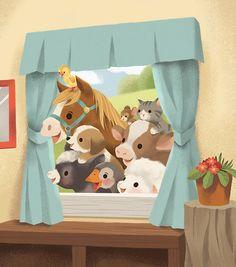 Takako Fisher Illustration