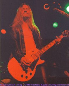 jerry cantrell | Jerry Cantrell Pictures (60 of 123) – Last.fm