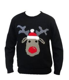 London Knitwear Gallery Christmas Novelty Retro Reindeer Snowman Jumper Black M London Knitwear Gallery http://www.amazon.co.uk/dp/B00EUTT4DG/ref=cm_sw_r_pi_dp_2Tswub0MTFW84