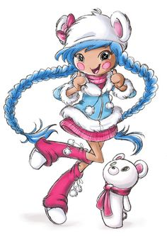 Powerpuff (and other stuff) and Lalaloopsy fan art by thweatted Pet Parade, Chibi Anime, Kawaii, Lol Dolls, Vintage Dolls, Coloring Pages, Fairy Coloring, Cute Cartoon, Paper Dolls