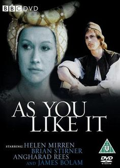 As You Like It - DVD.