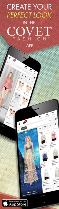 Style with the best of the best! Play the #1 Fashion game now!