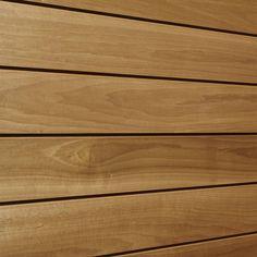 Saunapaneeli Sun Sauna STS 15x145x2400mm lämpökäsitelty magnolia