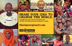 If you've got an idea to make the world better, we want to hear it. G Adventures and the Planeterra Foundation are offering you the chance to make your world a little more perfect with the G Project Arab Spring, G Adventures, Group Travel, Spring Cleaning, Change The World, The World's Greatest, Solo Travel, Adventure Travel, Traveling By Yourself