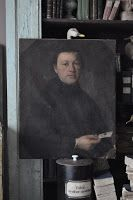 Oil Portrait, Nordic Style, Beautiful Paintings, Home Decor Inspiration, Interior Design, Canvas, Grey, Cottage, Portraits