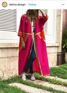 Abaya Fashion, Modest Fashion, Fashion Dresses, Mode Abaya, Mode Hijab, Iranian Women Fashion, Womens Fashion, Casual Dresses, Casual Outfits