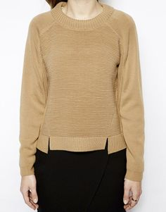 :Whistles Elsa Knitted Boxy Sweater