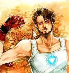 Echo :: Tony Stark by *Ecthelian on deviantART