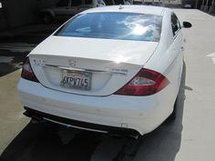 2008 Mercedes benz CLS63 AMG