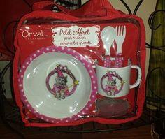 Orval Creations Kids Dinner Set