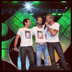 Ryan, Blake and Nick #ViLife #BodybyVi #Visalus