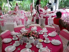 Church Banquet Program Ideas | Miss Gospel Bahamas Pageant held its second annual High Tea and Hat ...
