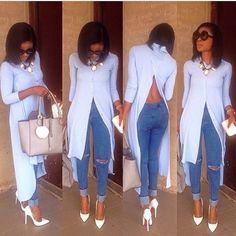 New fashion elegant full sleeve casual dress