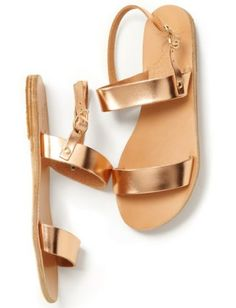 517 Best Flats Galore images in 2018 | Flat sandals, Shoes