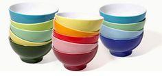 Kahla Pronto Colore   Kahla Porcelain bowls, in all our favorite colors.