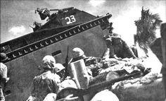 Marines at Tarawa