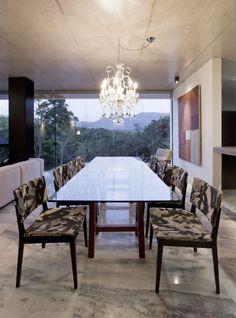Interior Design Casa Aguas Claras
