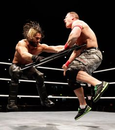 WWE Live Event in Milan, Italy (11/14/14)