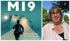 Historian @DrHelenFry  specialising in British Intelligence will today record an interview with local author @ProfGSheffield on her latest book, lifting the lid on MI9 . Never heard of it ? Watch this space. Fundraising Activities, Creative Workshop, Secret Service, Latest Books, Historian, World War Two, The Secret, Storytelling, Interview