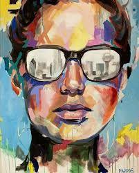 pinturas de caras abstractas - Buscar con Google
