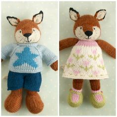Our Top 5 Woodland Animal Knits - Knitting Blog - Let's Knit Magazine